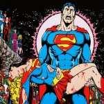 Superman Comics widescreen