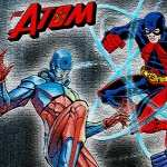 Atom Comics wallpapers