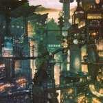 Fantasy City hd