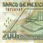 Mexican Peso widescreen