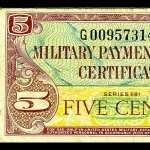 Military Payment Certificate pics