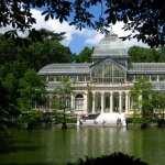 Palacio De Cristal free wallpapers