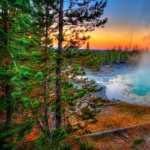 Yellowstone National Park full hd