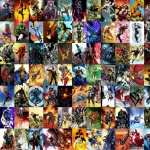 Collage Comics wallpapers for android