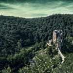Eltz Castle hd desktop