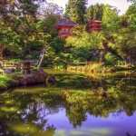 Japanese Garden wallpapers for iphone