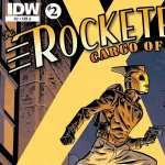 Rocketeer Comics photos