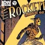 Rocketeer Comics photos