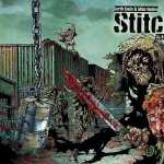 Stitched Comics background
