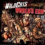 Wildcats Comics high definition wallpapers