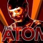 Atom Comics background