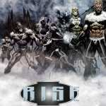 Black Lantern Corps new photos