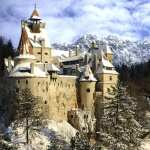 Bran Castle high definition wallpapers