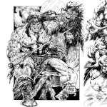 Conan Comics new wallpaper