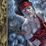 Elektra Comics wallpaper