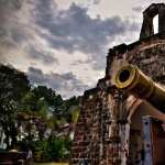 Famosa Fortress In Malacca full hd