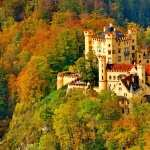 Hohenschwangau Castle photo