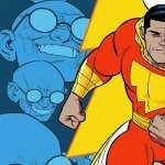 Shazam! Comics hd
