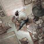 Blacksad Comics high quality wallpapers