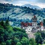 Bran Castle hd wallpaper