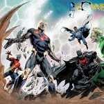 Convergence Comics hd desktop