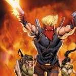 Grifter Comics desktop wallpaper