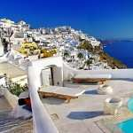 Santorini full hd