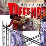The Fearless Defenders desktop