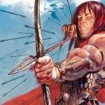 Conan Comics desktop