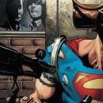 Superman Comics desktop wallpaper