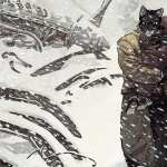 Blacksad Comics background