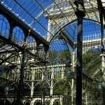 Palacio De Cristal high definition photo