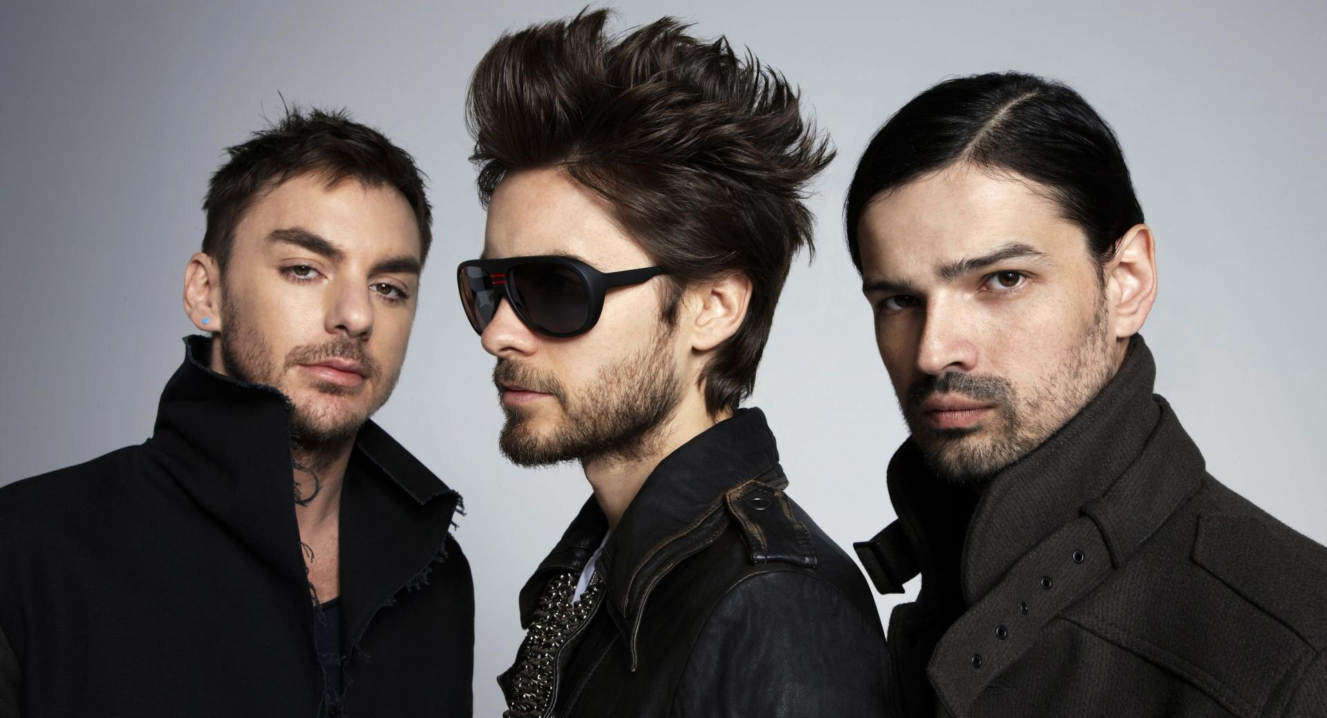 30 Seconds To Mars Band wallpapers HD quality