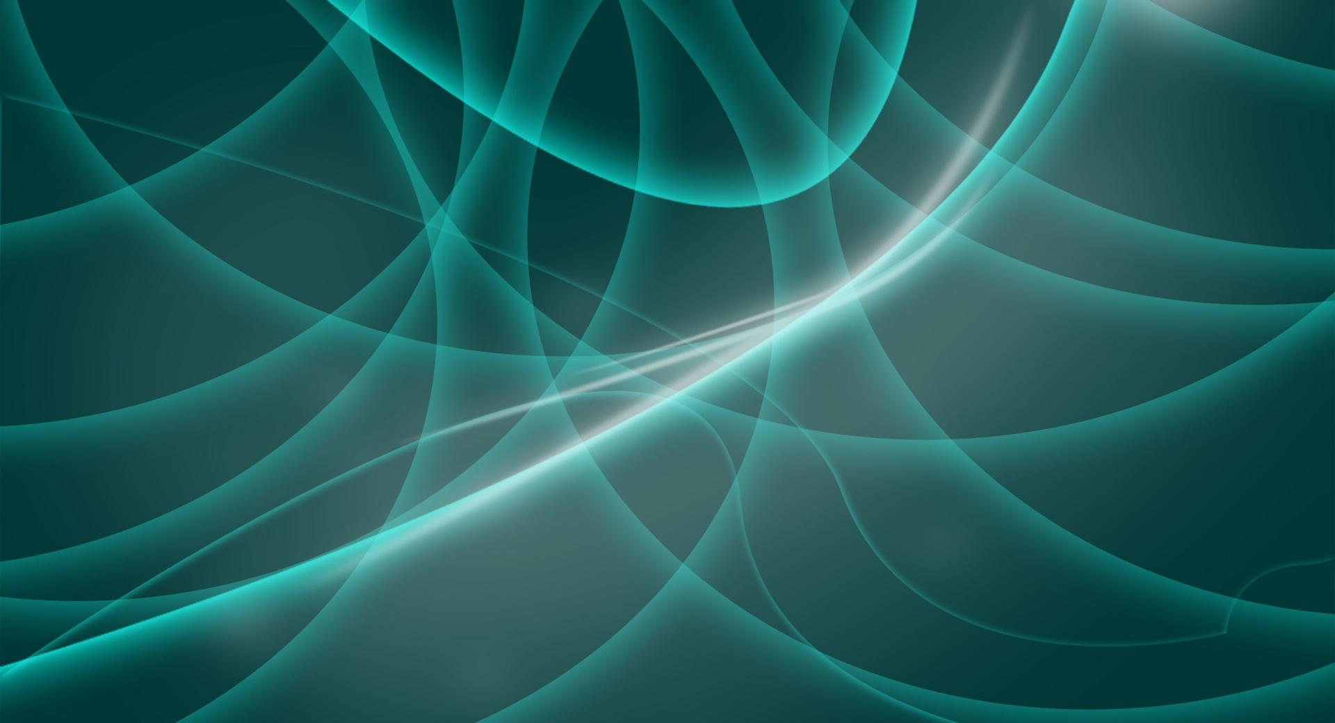 Abstract Turquoise Lines wallpapers HD quality