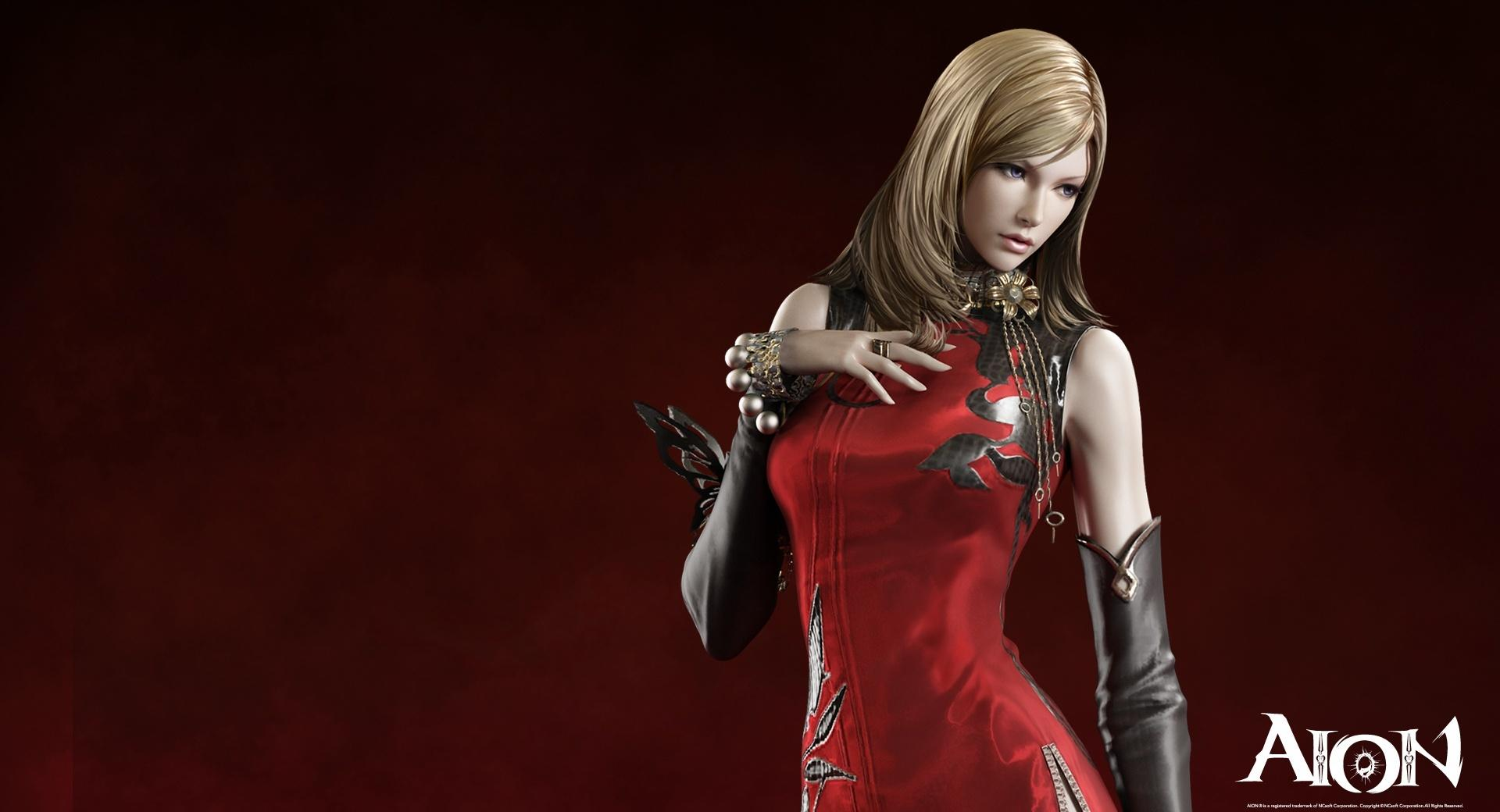 Aion Beautiful Girl wallpapers HD quality