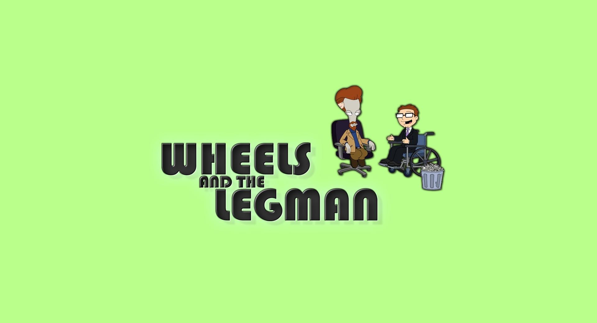 American Dad Wheels and the Legman wallpapers HD quality