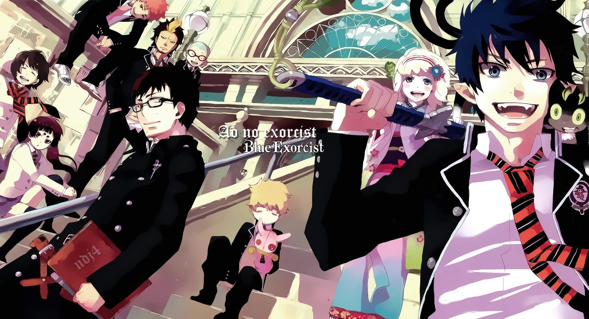 Ao No Exorcist wallpapers HD quality