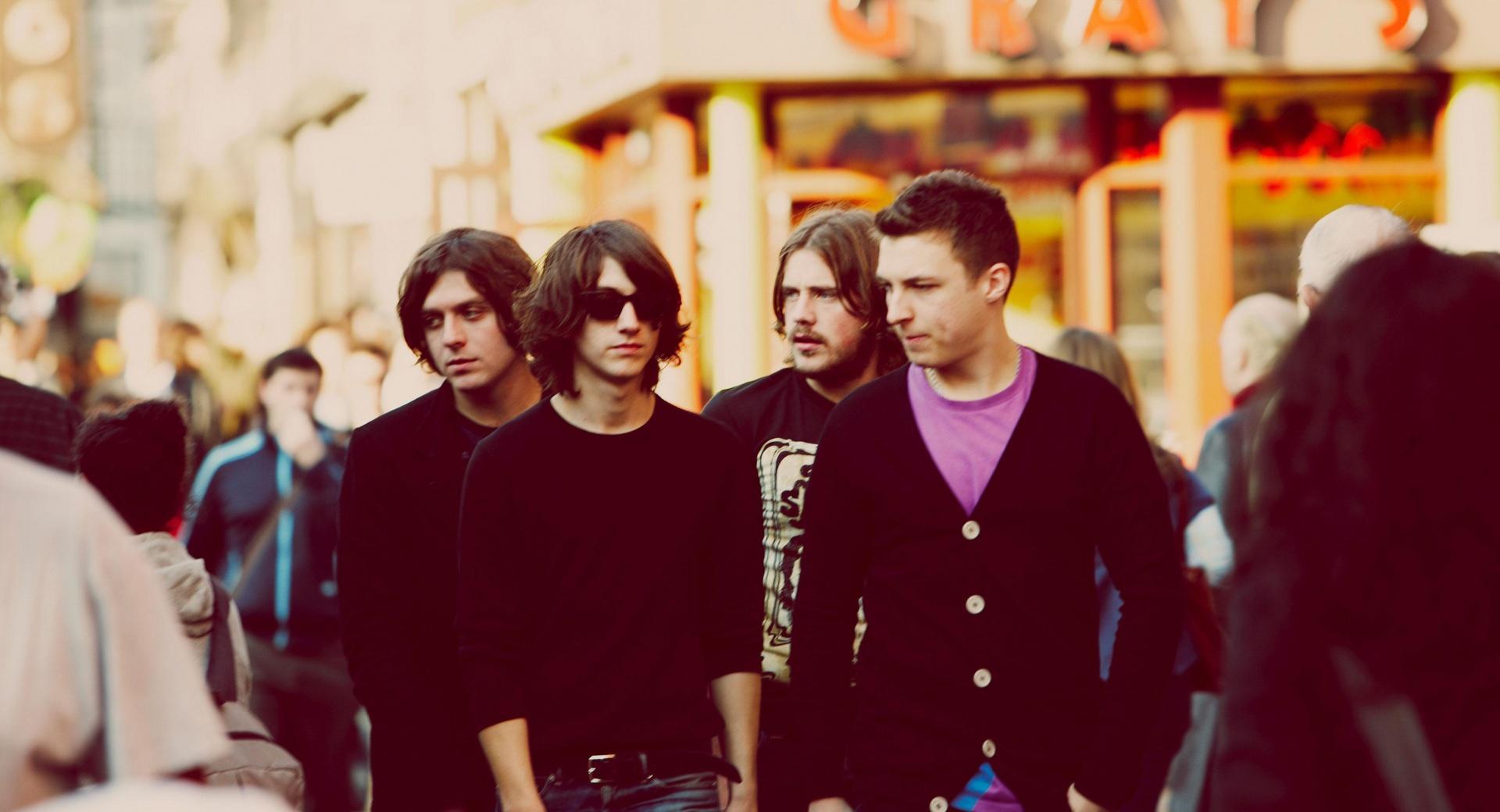 Arctic Monkeys Photo wallpapers HD quality