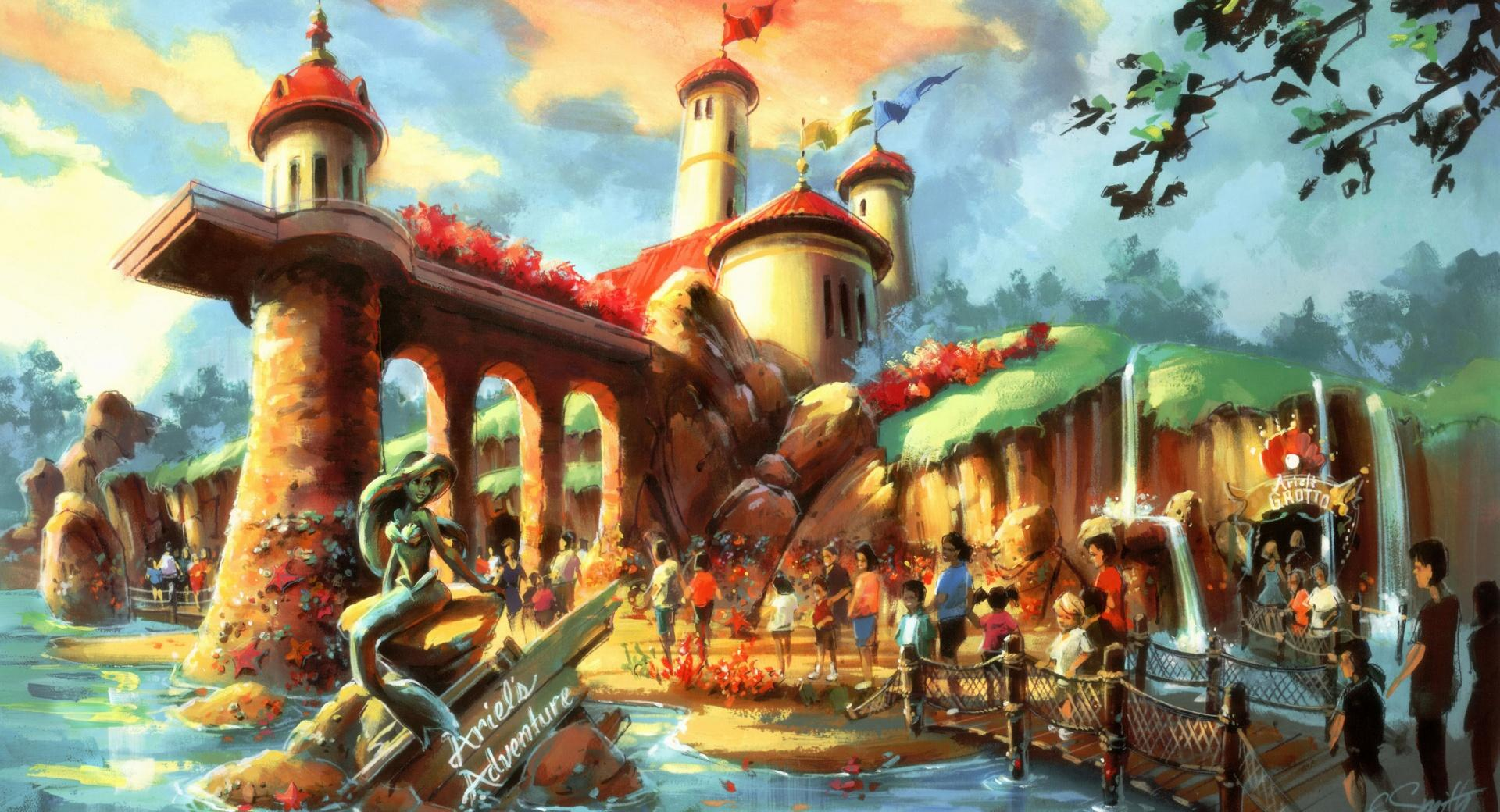 Ariels Adventure wallpapers HD quality