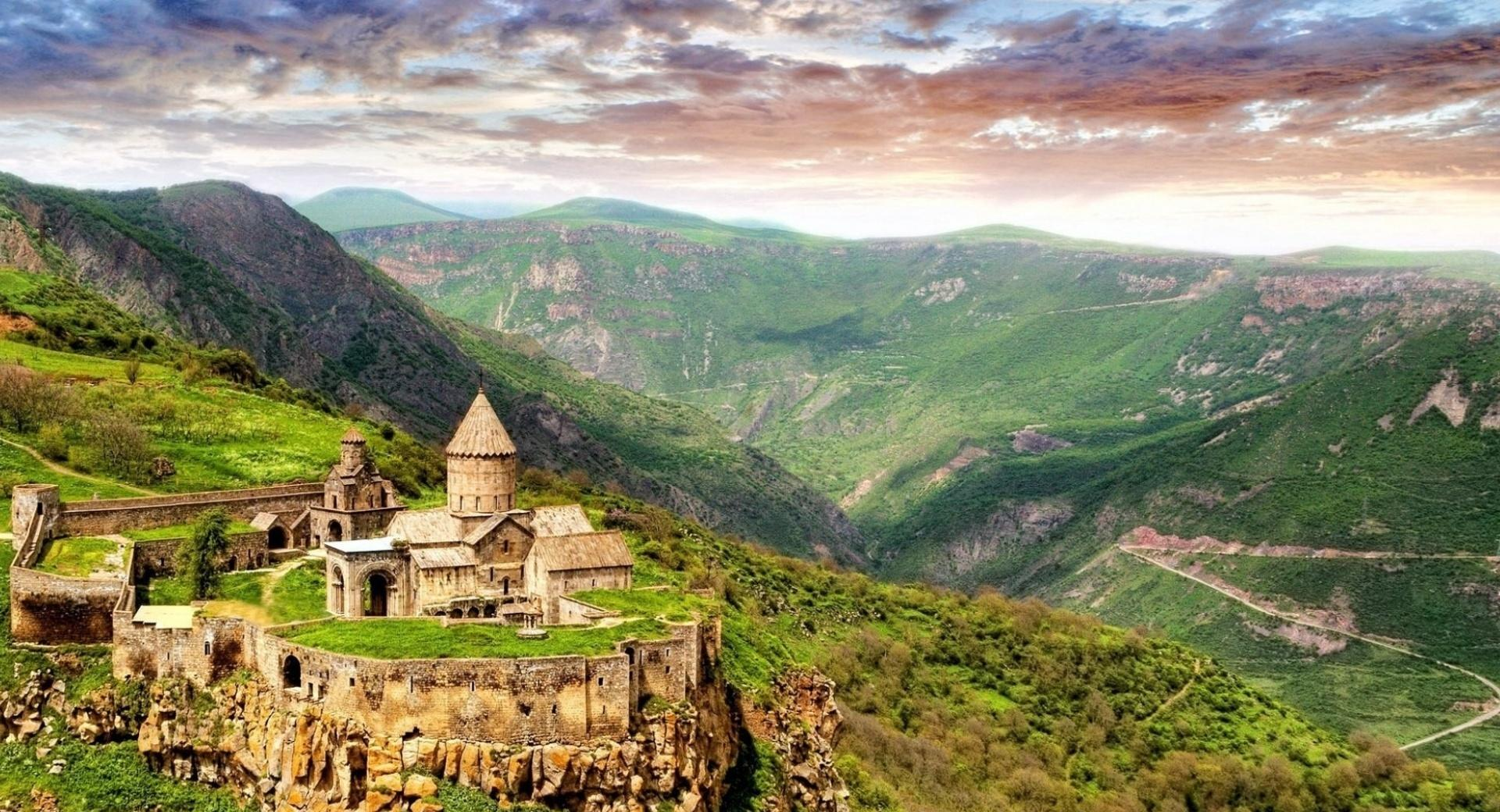 Armenia Tatev wallpapers HD quality