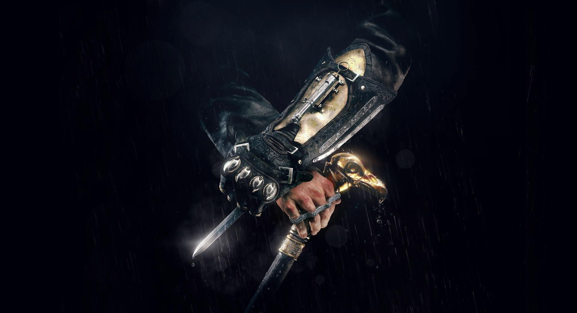 Assassins Creed Syndicate Hidden Blade wallpapers HD quality