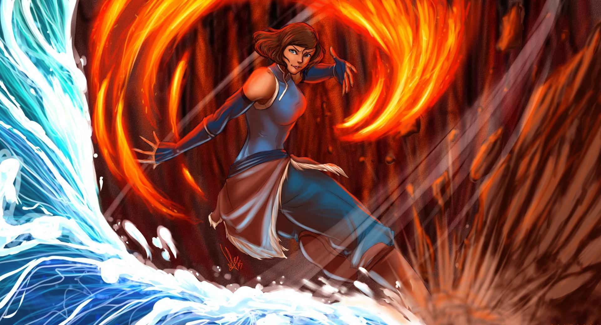 Avatar Korra wallpapers HD quality