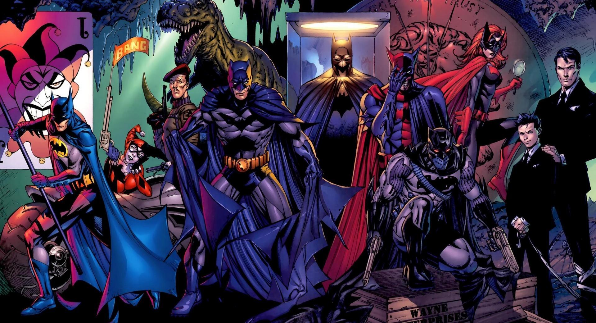 Batman Harley Quinn wallpapers HD quality