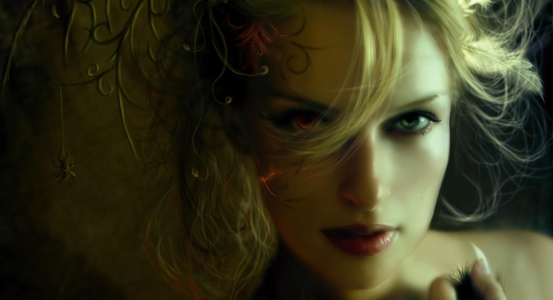 Beautiful Women, Fantasy wallpapers HD quality