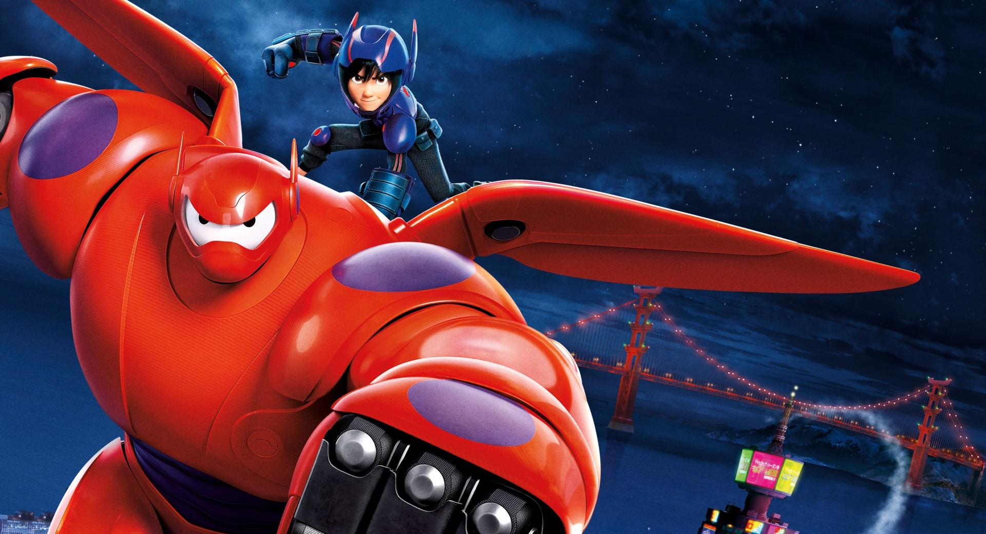 Big Hero 6 Disney wallpapers HD quality