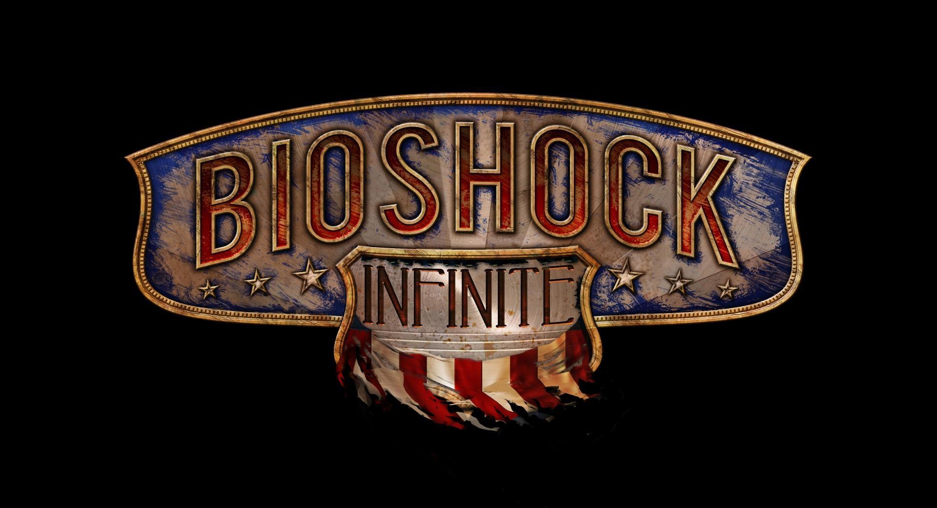 BioShock Infinite Logo wallpapers HD quality