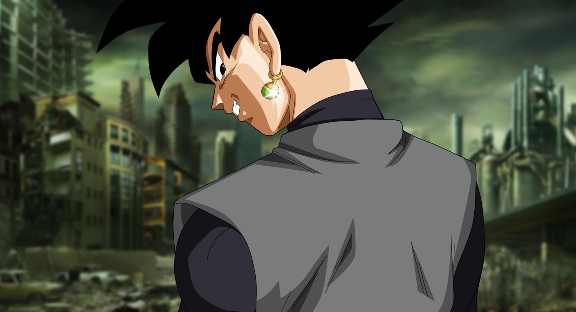 Black Goku wallpapers HD quality