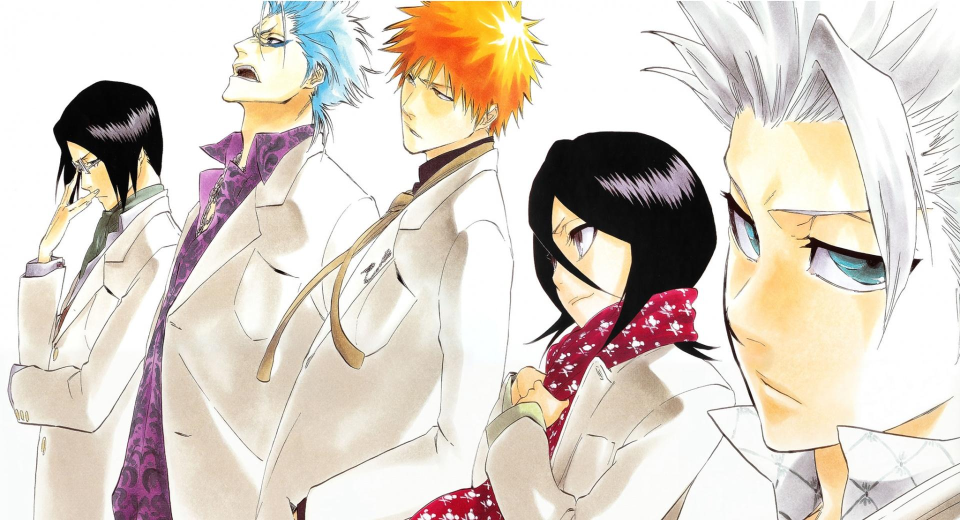 Bleach Anime wallpapers HD quality