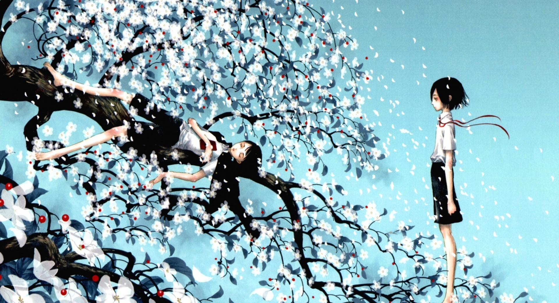 Blowing Wind Illustration wallpapers HD quality