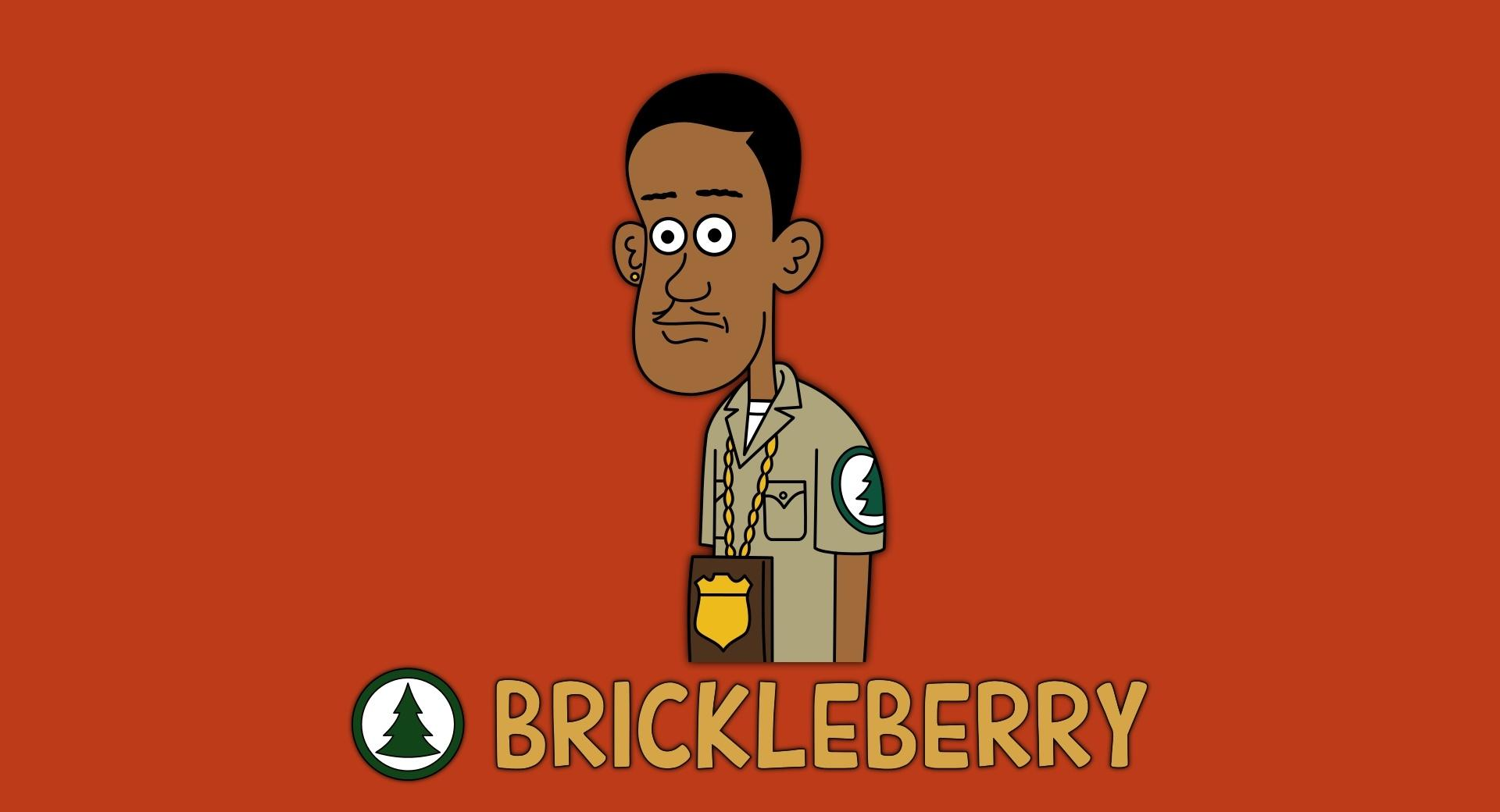 Brickleberry Denzel at 1280 x 960 size wallpapers HD quality